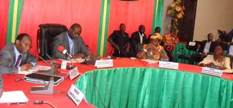 Point de presse du Gouvernement: 2 800 demandes de récépissé enregistrées en sept mois