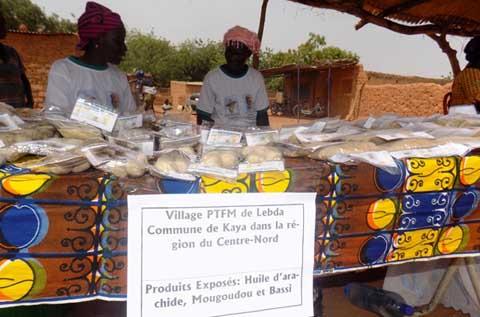 Plates-formes multifonctionnelles: Le village de Gah produit désormais du riz étuvé