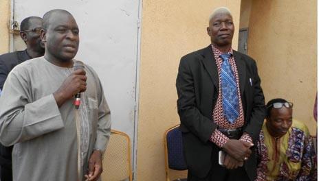 OTRAF-Houet: Youba Zongo a été installé sous surveillance policière