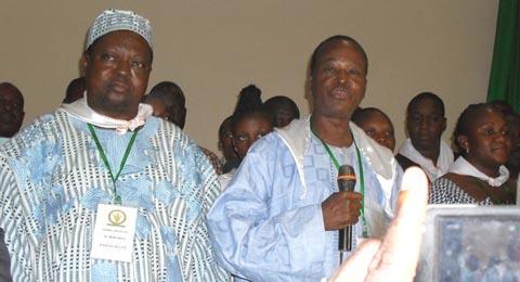 Politique: Etienne Traoré et ses camarades créent le Burkina Yirwa