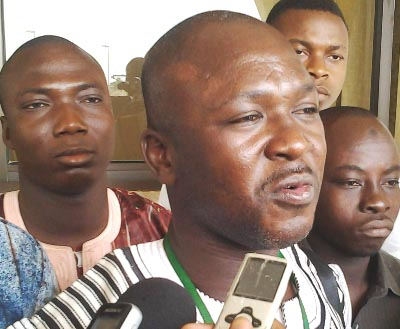 Bobo-Dioulasso: Pascal Zaida interpellé par la Police