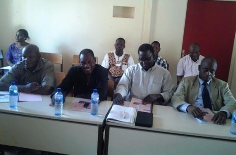 Croix rouge burkinabè: un projet au profit de l'aire sanitaire de Youga