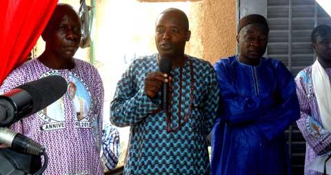 Religion: Les Ançars du Burkina célèbrent le 60e anniversaire de leur guide spirituel