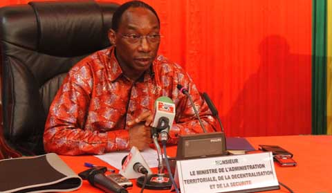 Journée nationale d'hommage aux martyrs: Le ministre Auguste Denise Barry déplore la «position maximaliste» de certains Burkinabè