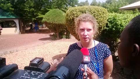 «Dans le monde, il y a plus de personnes qui ont des téléphones portables que d'accès aux toilettes», Chloé Jolly, déléguée générale du réseau Projection à propos de l'assainissement