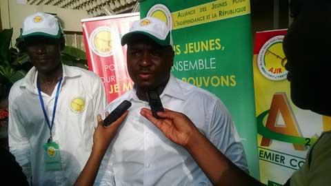 Présidentielle d'octobre 2015: Adama Kanazoé dans les starting- blocks