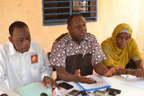L'Union nationale pour la démocratie et le développement face à la presse: «L'UNDD n'a jamais soutenu la modification de l'article 37», dixit Noel Yaméogo