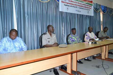 Transition burkinabè: les policiers municipaux ne veulent pas être hors-jeu