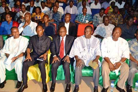 Trésors humains vivants du Burkina Faso: Installation des membres du comité de pilotage