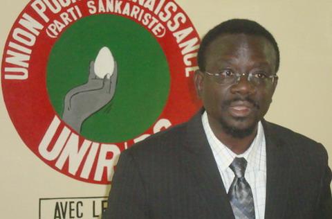 Me Sankara attendu à l'Assemblée nationale française