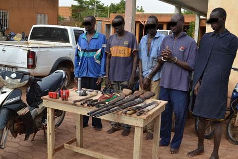 Braquage sur les pistes rurales: Issaka Soré et ses acolytes arrêtés