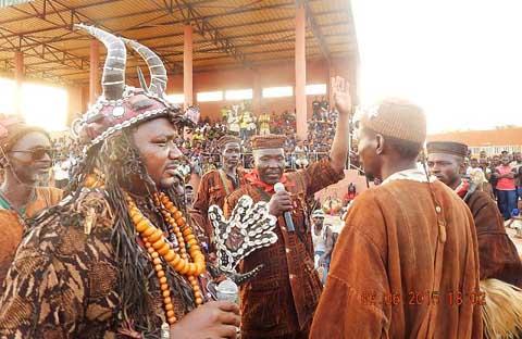 Coordination des dozo et tradi-praticiens de la Boucle du Mouhoun: Banaon Gouayélé investi premier Dozoba