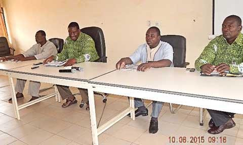 Conseil à l'exploitation familiale: les producteurs de l'UGCPA dressent leur bilan
