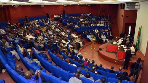 Discours sur la situation de la nation prononcé par son excellence monsieur Yacouba Isaac ZIDA, premier ministre, chef du gouvernement