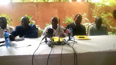 Rentrée politique du PITJ: Soumane Touré  ''descend'' la transition