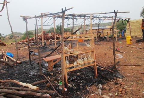 Orpaillage dans le village de Korgho: Un report de jugement  provoque des échauffourées