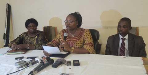Violences à l'égard des femmes et des filles: Une caravane de presse est partie de Ouaga contre le phénomène