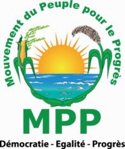 Election présidentielle 2015: Le MPP investit son candidat le 5 juillet