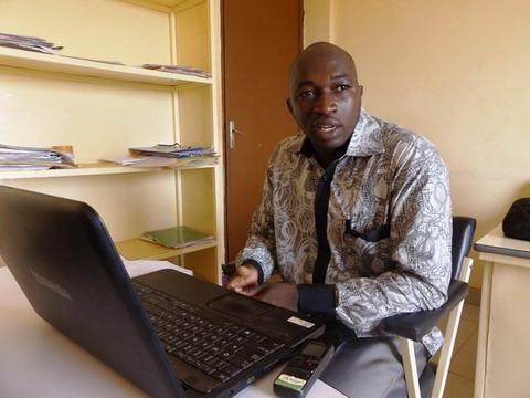 Bemahoun Honko Roger Judicaël, auteur du sondage  de Bendré: «Je ne suis d'aucune chapelle politique»