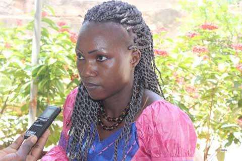 Musique: «Racine», le premier «bébé»de Mariam Traoré