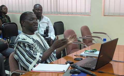 Enseignement des mathématiques au Burkina: les solutions de Dr Kirsi Jean Pierre Doamba