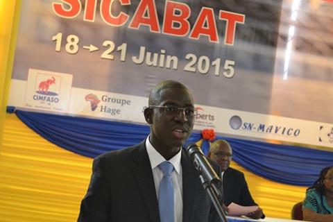 Bâtiment et travaux publics: La 10e édition du SICABAT a ouvert ses portes