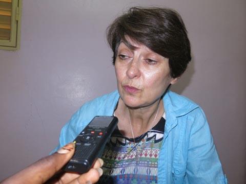 Hélène Dumont, fondatrice des«serviteurs de la miséricorde»: «Nous sommes serviteurs à l'image de Jésus»