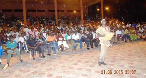 La fête de la musique de Dédougou: L'URACA a assuré
