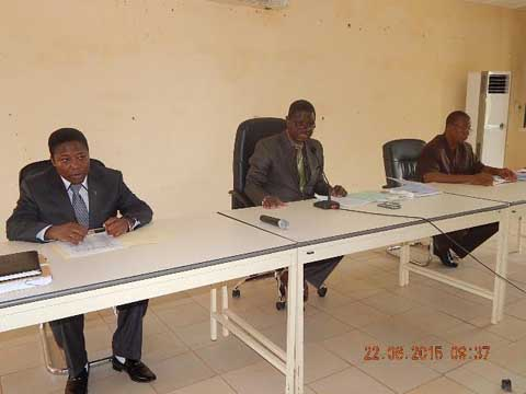 Boucle Mouhoun: la délégation spéciale régionale examine son budget supplémentaire