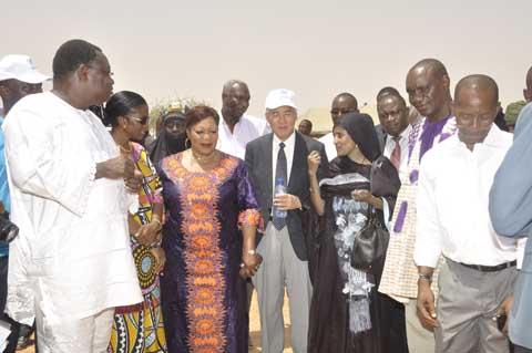 Réfugiés maliens aux bailleurs de fonds: «Il y a encore près de 30 000 âmes qui comptent sur vous»