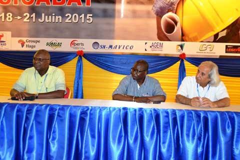 Clôture SICABAT 2015: Pari réussi pour les organisateurs