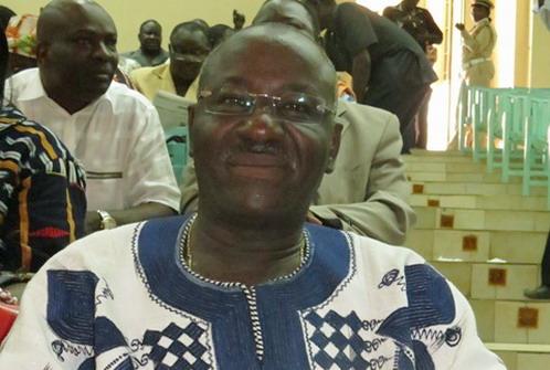 Ouagadougou: L'ex maire Marin Caisimir Ilboudo en garde à vue