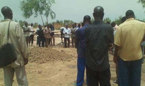 Grande pluie du 24 juin: L'homme emporté par les eaux à Bissighin a été enterré ce jeudi