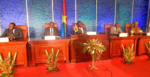 Investissements au Burkina: l'API- BF désormais seule porte d'entrée