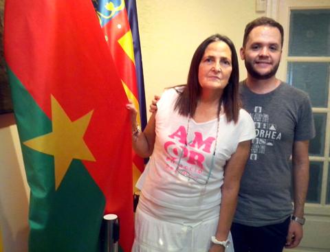 Burkina – Espagne: «Ce pays t'enseigne tellement  de choses que lorsqu'on y revient, on pense déjà à la prochaine expédition!» Dixit Dr Angela ALMELA ESTEVE de l'ONG AMOR EN ACCIÓN