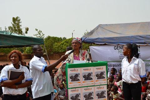 Malnutrition: «Génération Nutrition», un rempart pour éradiquer le phénomène