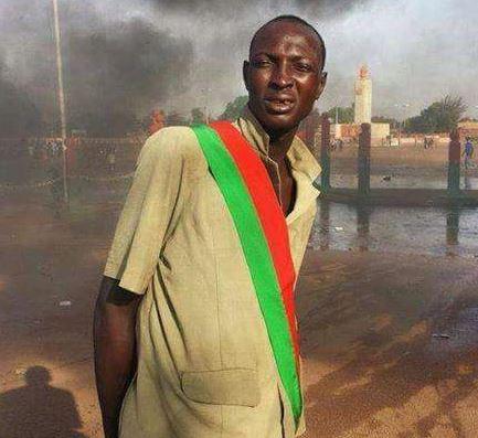 Les héros de l'insurrection populaire: Mohamed Compaoré alias «président de l'assemblée nationale»
