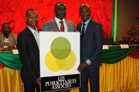 Publicitaires associés: Abdoul Aziz Bamogo succède à Hyacinthe Zouré