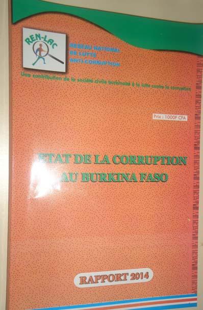 Rapport 2014 du REN-LAC: le Gouvernement de la transition déterminé contre la corruption