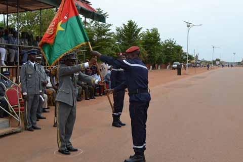 Brigade nationale de Sapeurs-Pompiers: Le Lieutenant-colonel Ernest Yelemou est le nouveau commandant