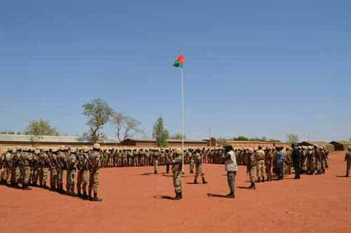 Mort de cinq Burkinabè de la MINUSMA: Les condoléances du Chef d'Etat- Major Général des Armées aux familles éplorées