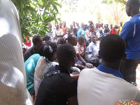 Université de Ouagadougou: Les étudiants en sciences de la santé observent une grève de 72 heures