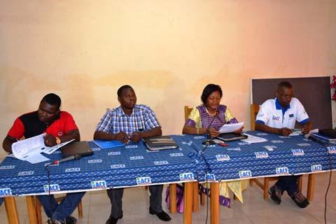 Tapoa: Bilan satisfaisant pour le projet «Water facility»