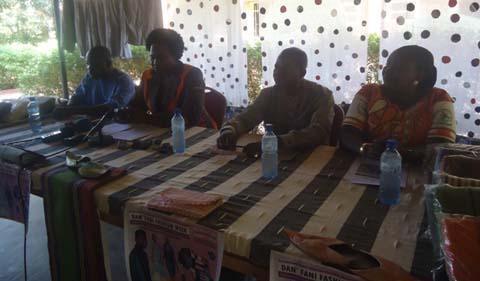 Valorisation des productions à base du textile africain: La 1ère édition du Dan'fani fashion week se tiendra du 29 août au 5 septembre 2015