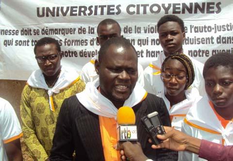 Universités Citoyennes de l'AMR: 60 jeunes leaders à l'école de la citoyenneté
