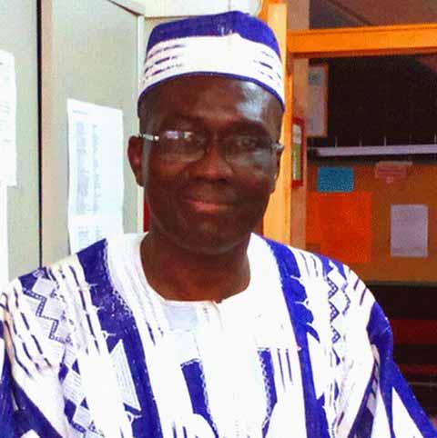 Burkina-Espagne: Pr. Michel-Ange KAMBIRÉ, l'homme de Kpankpirè qui enseigne la politique aux étudiants du monde!