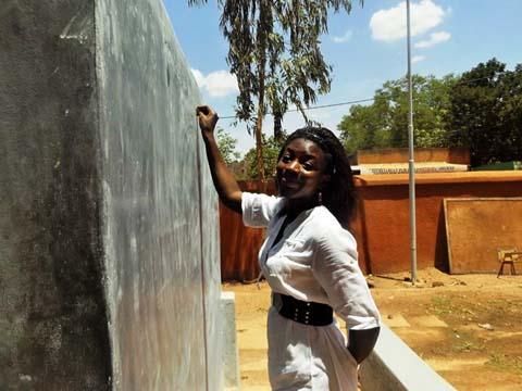 «Une plume pour le développement» de la Banque mondiale: Samiratou Zinaba dite Patinda se fait l'avocate de la jeunesse