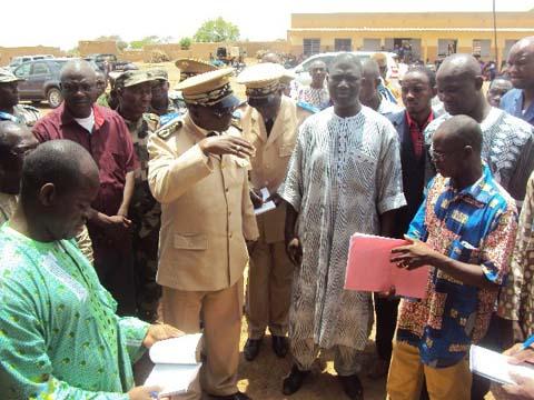 Conflit foncier à Odmbo au Mali: Les 535  réfugiés de Kain ont regagné le bercail