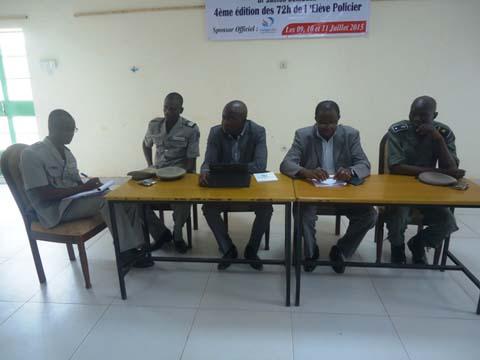 Ecole nationale de la police: 4e édition des 72 heures de l'élève policier