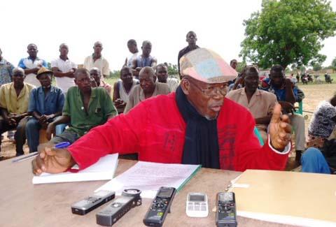 Litige foncier à Zékounga: le Mouvement de solidarité pour le droit au logement tire une fois de plus la sonnette d'alarme